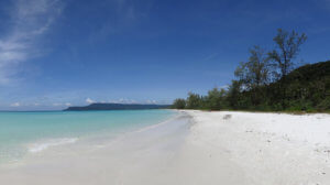 Koh Rong au Cambodge